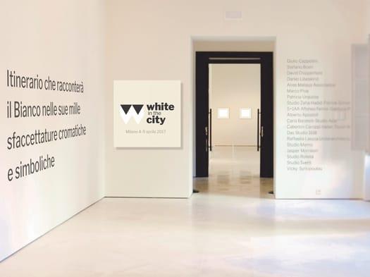 Resstende all'evento 'White in the city'