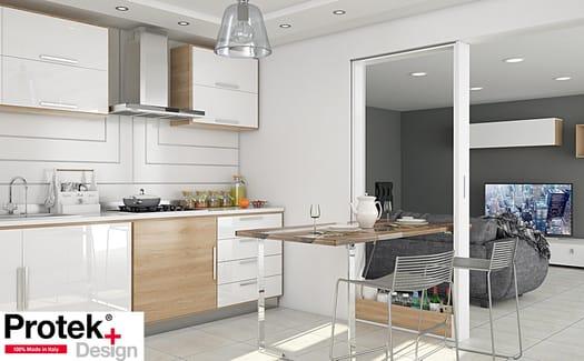 Recuperare spazio in casa con Protek®+Design