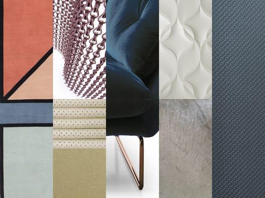 Materiali, colori e sperimentazioni estetiche