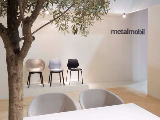 Fresh and modern look. Metalmobil turns a page