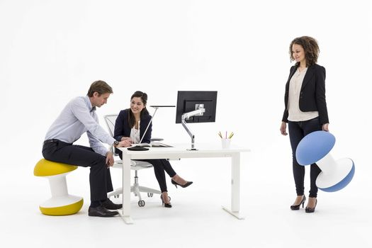 Humanscale, shaping the future of work and wellbeing at Workplace 3.0