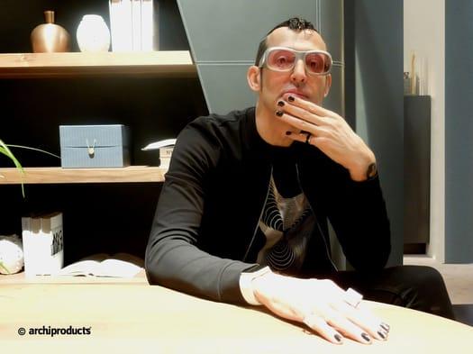 Karim Rashid per Riva 1920 + Lamborghini