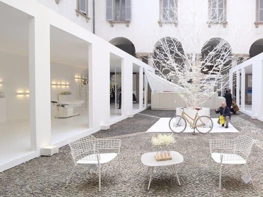 White on White. Il contrasto bianco tra architettura e design