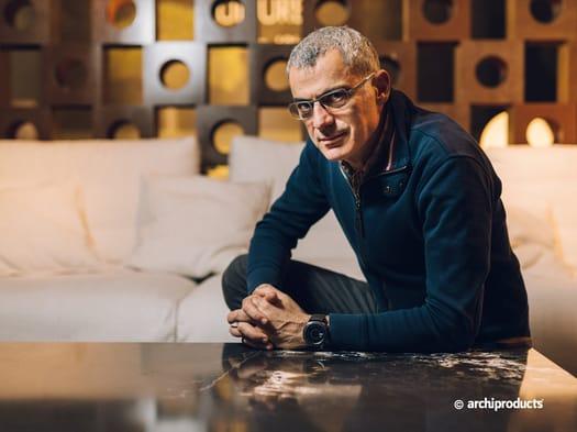 Arik Levy firma la nuova collezione di tavoli Punt