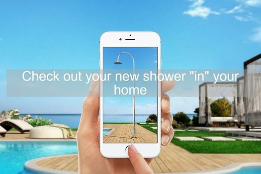 "Inoxstyle: check out your new shower ""in"" your home thanks to Augmented Reality"