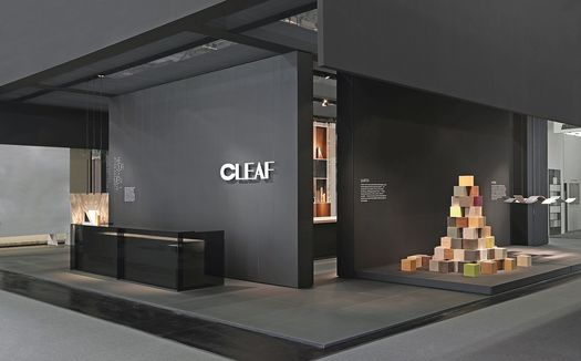 Cleaf at Interzum with 'The Four Elements'