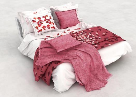 Beds in bloom