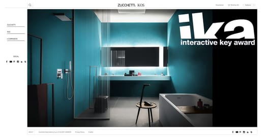 Zucchetti. Kos Group has won the 18th edition of the Interactive Key Award