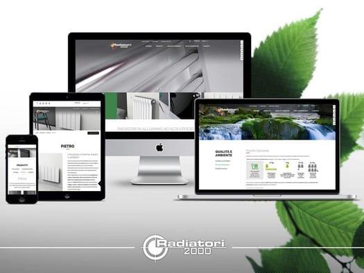 Radiatori 2000 launches the new internet website