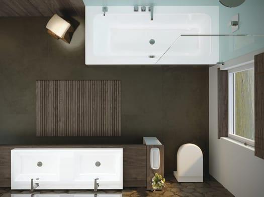 Puro Set Wide: massima flessibilità nella progettazione del bagno
