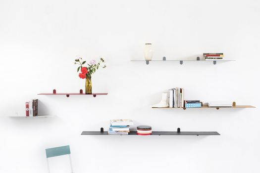 Shelf n° 1/2/3/4 by Muller Van Severen for Valerie Objects
