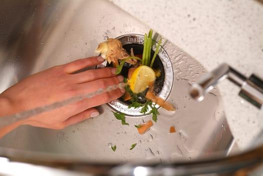 Cucina senza odori con InSinkErator