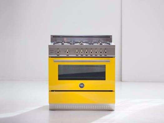 La cucina si tinge di giallo
