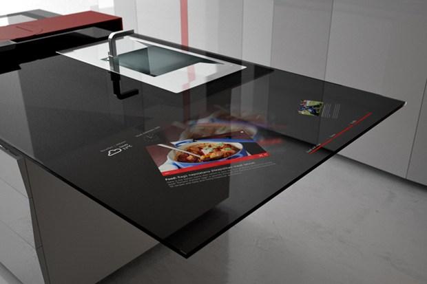 TONCELLI, smart kitchen Prisma
