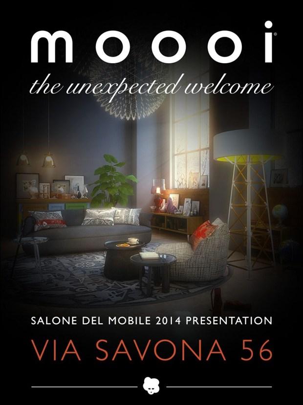 MOOOI surprises at Milano Design Week