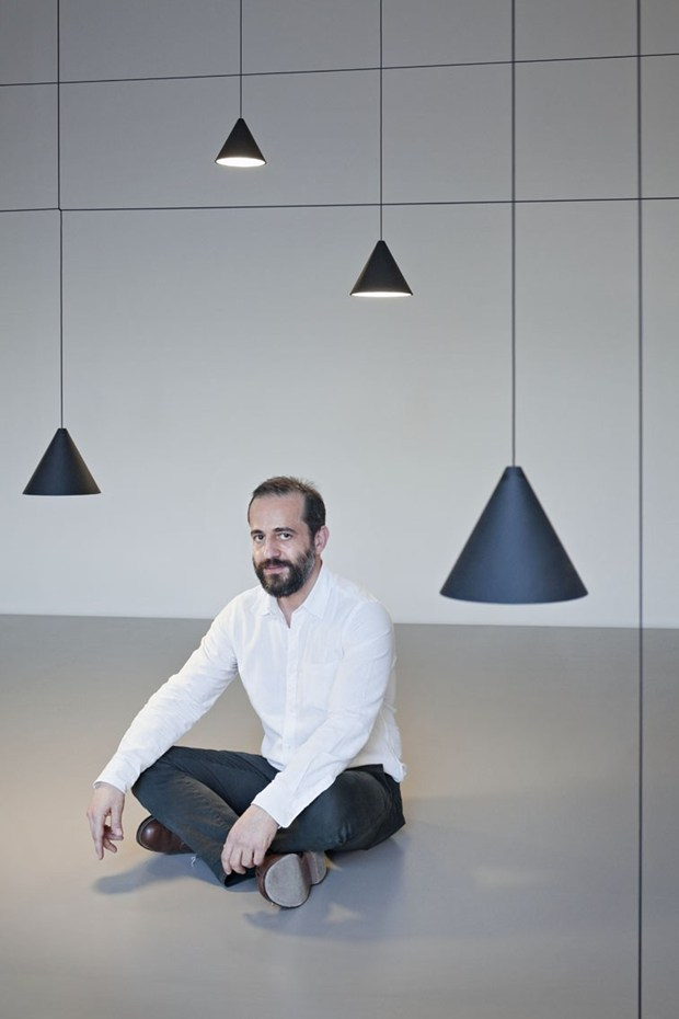 FLOS presents a special installation curated by Michael Anastassiades
