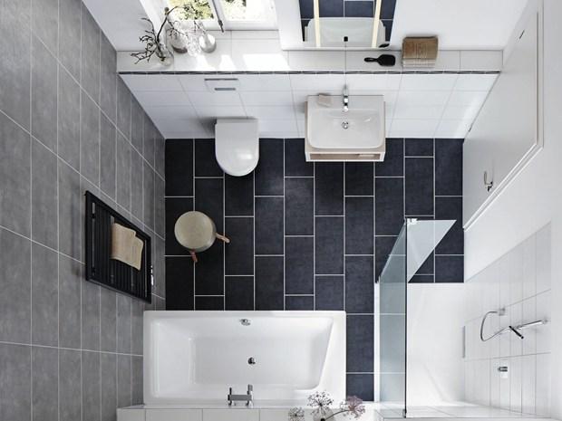 Vasche da bagno e piatti doccia a filo pavimento kaldewei - Piatti doccia piccoli ...