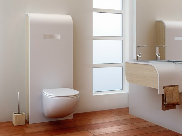 Water Tank Manufacture gives new life in bathroom