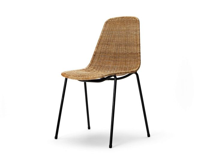 Feelgood Design, when rattan and wood are warm, cosy and inviting