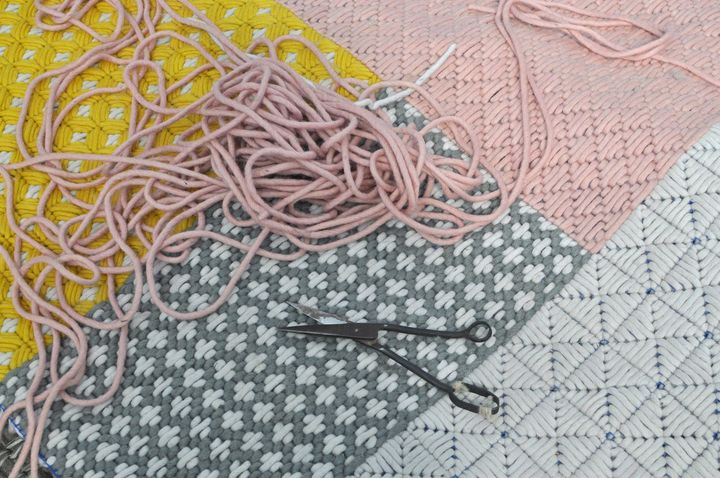 Hand-crafted embroidery: an age-old inherited art