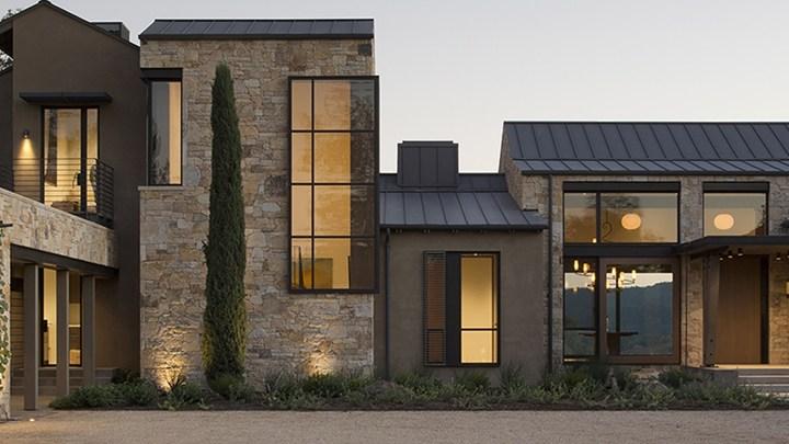 Secco sistemi e la nuova architettura rurale americana for Architettura case