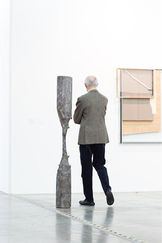 Giorgio Andreotta Calò, Clessidra (Hourglass) K, 2016