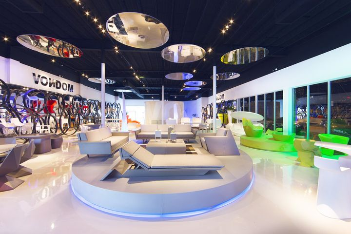 Vondom Flagship Store Miami ©Alfonso Calza