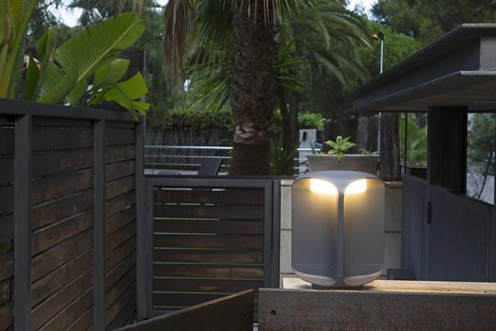 Faro travels to the heart of scandinavian design - Iluminacion terrazas exteriores ...