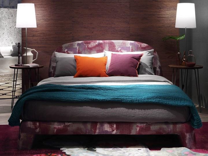 La nuova camera da letto firmata letti co - Tastiera del letto ...