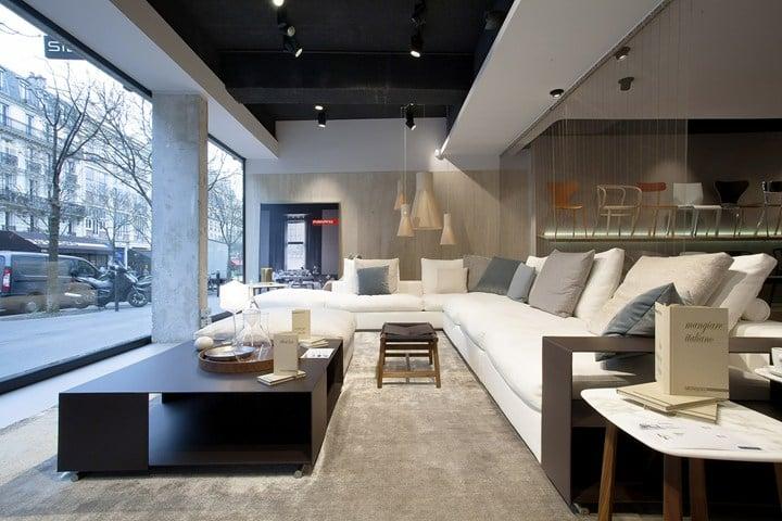 flexform new openings. Black Bedroom Furniture Sets. Home Design Ideas