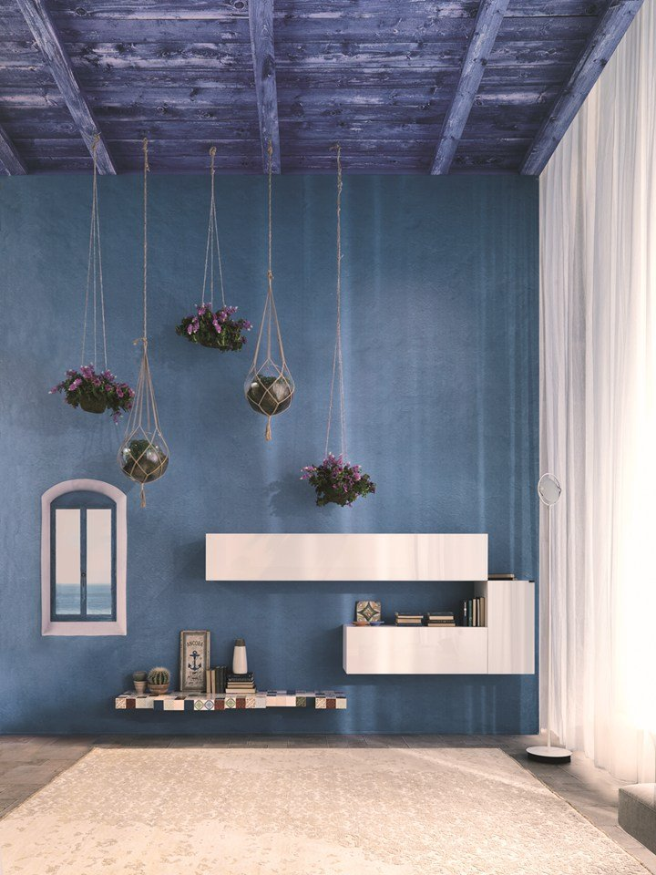 Mediterranean Tradition and Nordic Minimalism