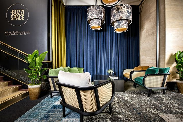 The International Design Association IIDA And Contract Magazine Seek Out Most Exciting Innovative Exhibition Stands Showrooms At NeoCon