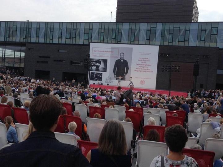 FIAM at Luftkastellet in Copenhagen
