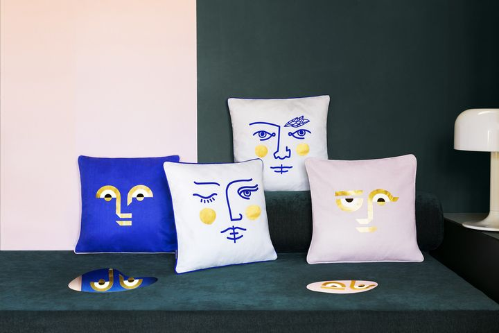 Cushion Covers Janus & Apollo