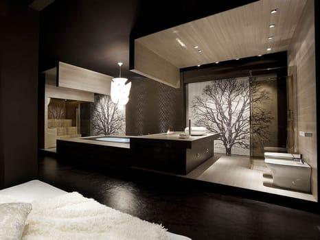 Conclusa l edizione 2011 di home spa design - Arredo bagno stile spa ...