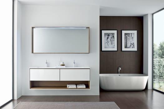 salone internazionale del bagno  oasis, Disegni interni