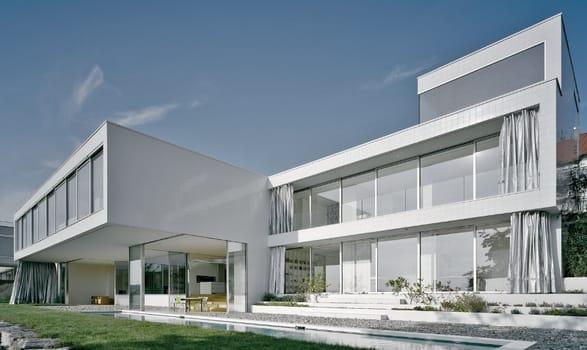 La cucina come centro dell 39 architettura moderna for L architettura moderna