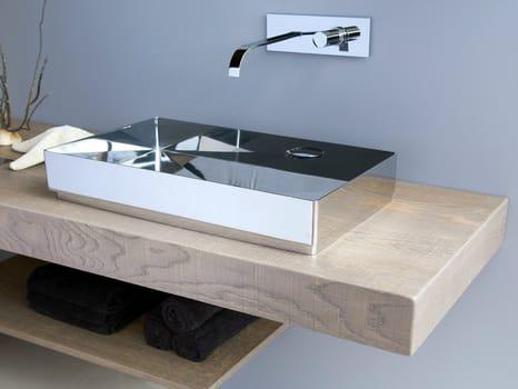 Wood e la nuova collezione regia - Regia accessori bagno ...