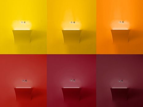 Strappo, the Corian washbasin by antoniolupi