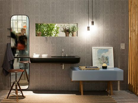 'Room with a view', the new concept by Rexa Design at iSaloni