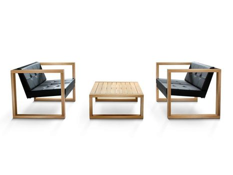 FueraDentro: the revival of teak!