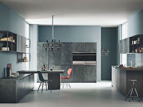 Zampieri Cucine presents Fifty at Interieur 2014