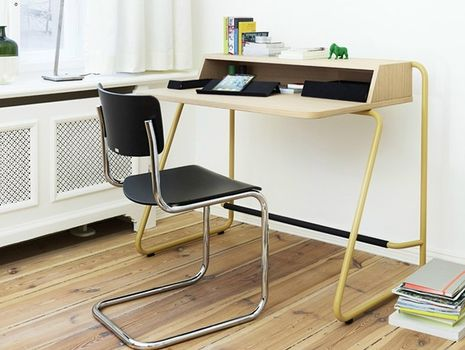 Residential Workspace: Thonet merges the world of working and living