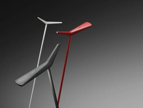Skan: minimalist volumes, maximum light functionality