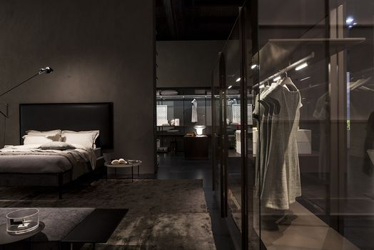 Molteni c and dada collections at imm cologne for Molteni and dada