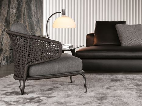 Collar, Lang, Aston: Rodolfo Dordoni designed new Minotti collections