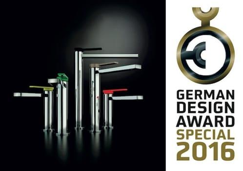 German Design Award 2016 per Gattoni Rubinetteria - image q_48664_01 on http://www.designedoo.it