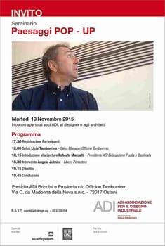 Paesaggi pop-up. Appuntamento ad Ostuni il 10 novembre - image q_48766_01 on http://www.designedoo.it