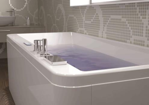 Grandform presenta la nuova vasca Slim Edge - image q_48811_02 on http://www.designedoo.it