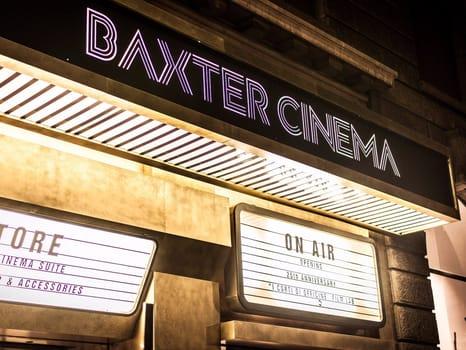 Baxter Cinema, il nuovo flagship store nel centro di Milano - image q_49087_15 on http://www.designedoo.it